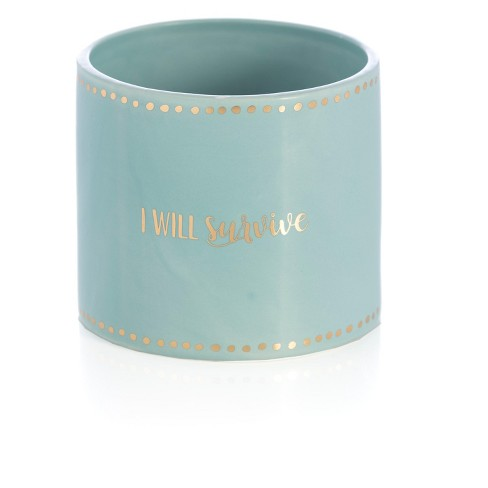 """""""I Will Survive"""" Planter - Shiraleah - image 1 of 1"""
