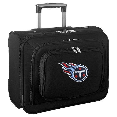 NFL Tennessee Titans Mojo Wheeled Laptop Overnighter Suitcase - image 1 of 4