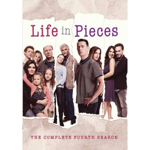 Life in Pieces: Season Four (DVD) - image 1 of 1