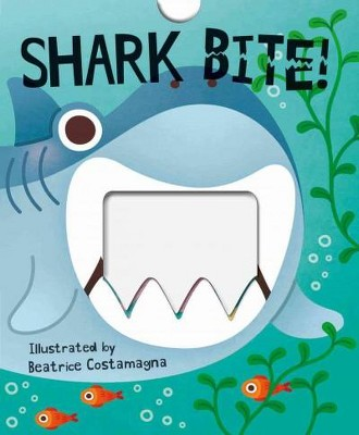 Shark Bite! (Board)by Beatrice Costamagna