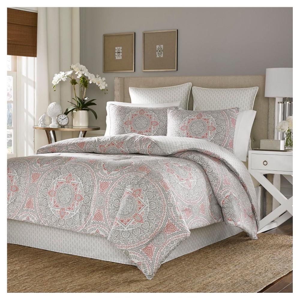 Comforter Set Eddie Bauer King White
