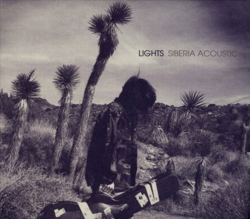 Lights - Siberia acoustic (CD) - image 1 of 1