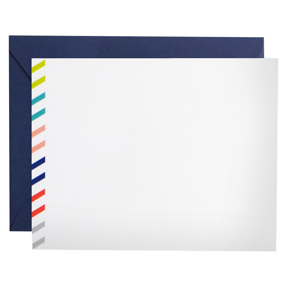 Image of 8ct Airmail Notecards, cards and card packs