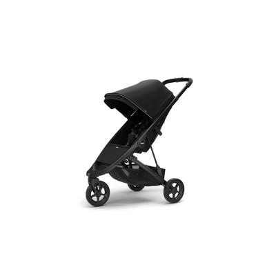 Thule Spring Black Frame Stroller - Midnight Black
