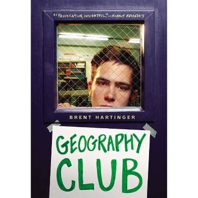 Geography Club - by  Brent Hartinger (Paperback)