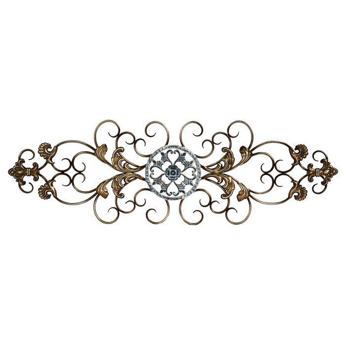 Traditional Scroll Wall Decor - Stratton Home Decor - image 1 of 2