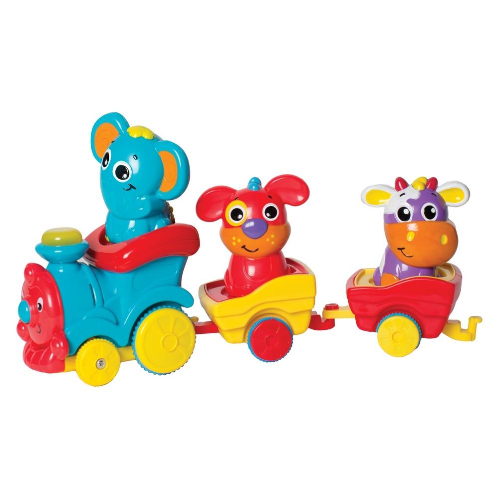 Image of Playgro Fun Friends Choo Choo Train