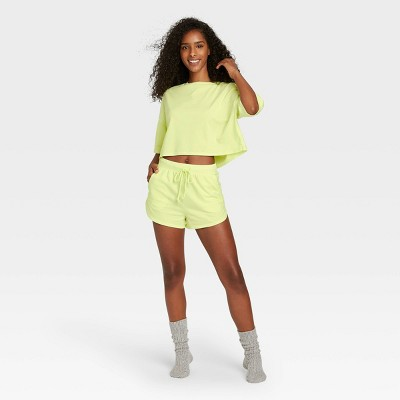 Women's T-Shirt and Shorts Pajama Set - Colsie™