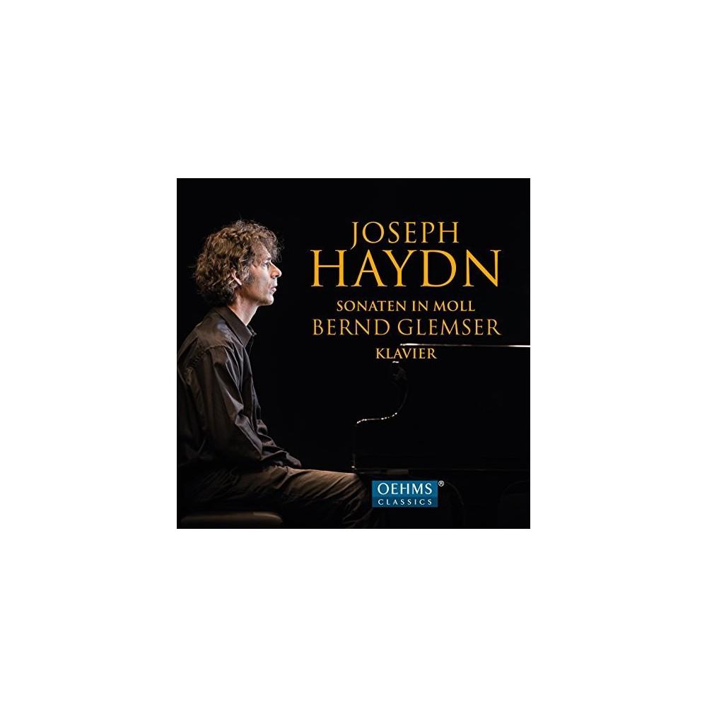 Bernd Glemser - Haydn:Sonatas In Minor Keys (CD)