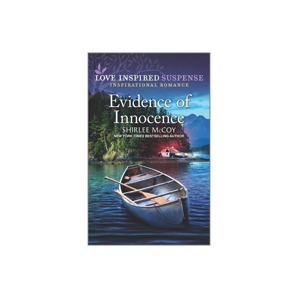 Evidence Of Innocence By Shirlee Mccoy Paperback