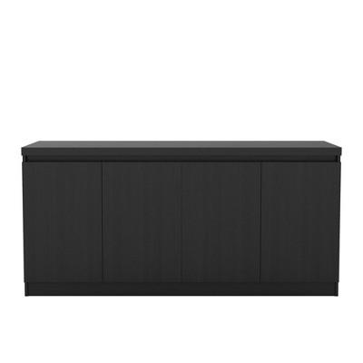 """62.99"""" Viennese 6 Shelf Buffet Cabinet - Manhattan Comfort"""