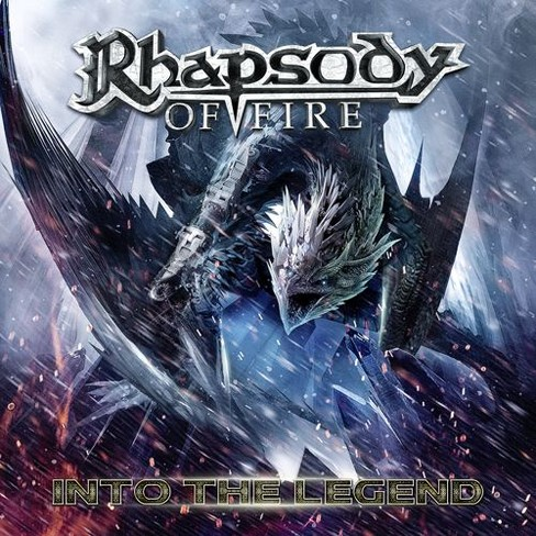 Rhapsody of fire - Into the legend (CD) - image 1 of 1