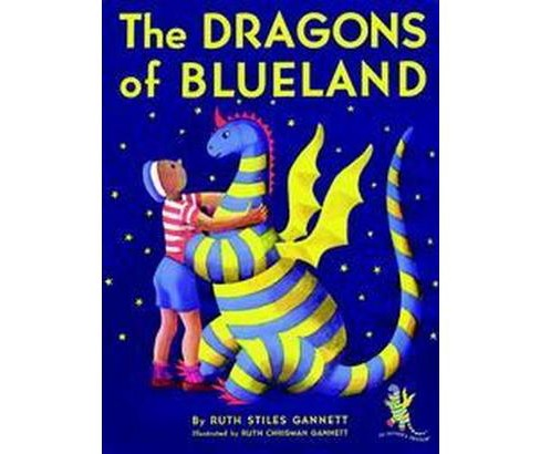 Dragons of Blueland (Paperback) - image 1 of 1