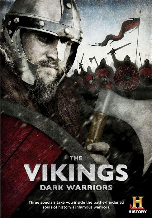 Vikings:Dark warriors (DVD) - image 1 of 1