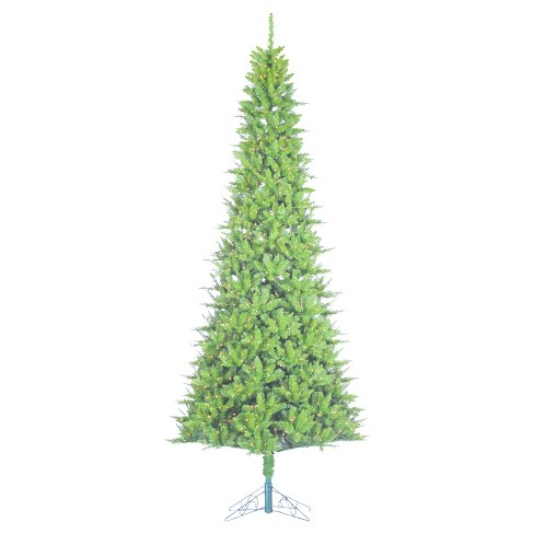 12ft Pre-Lit Artificial Christmas Tree Full Fir Green - Sterling - image 1 of 1