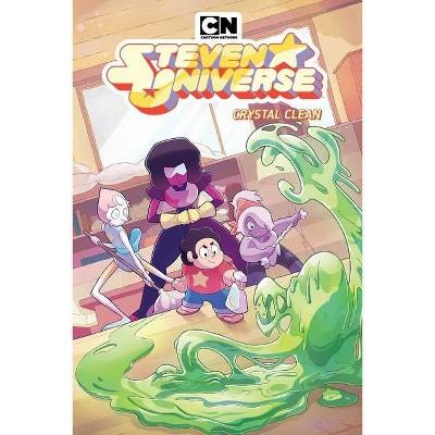 Steven Universe: Crystal Clean - (Paperback)