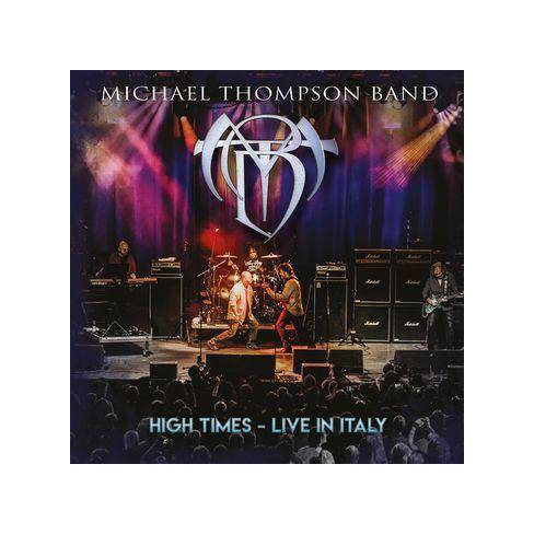 Michael thompson ban - High times - live in italy (CD) - image 1 of 1