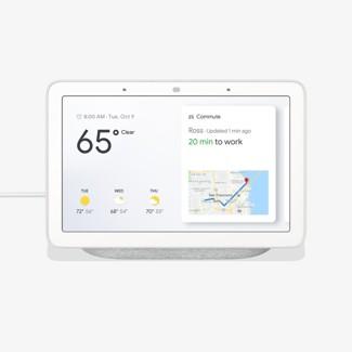 Google Nest Hub Chalk