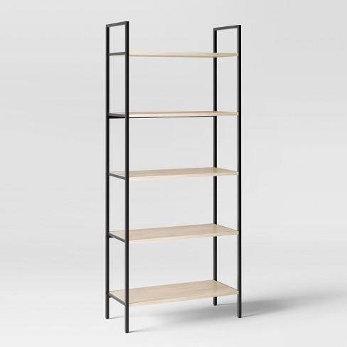 72 Loring 5 Shelf Ladder Bookcase Project 62 Target