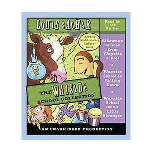 Wayside School Collection Sideways Stories From Wayside School Wayside School Is Falling Down