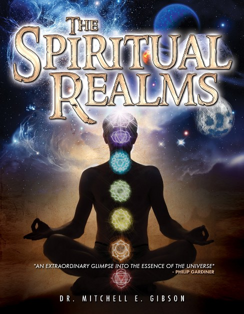 Spiritual realms by dr. mitchell e gi (DVD) - image 1 of 1