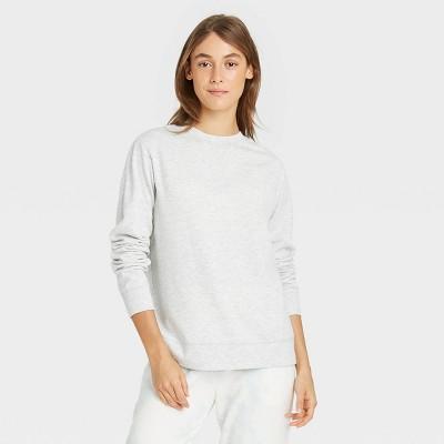 Women's Beautifully Soft Fleece Lounge Sweatshirt - Stars Above™