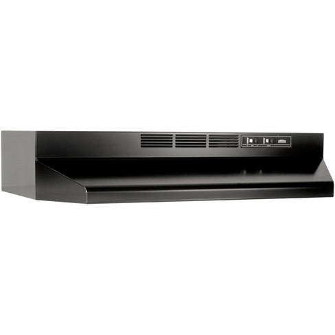 "Broan 4130 30"" Wide Steel Non Ducted Under Cabinet Range Hood - image 1 of 1"