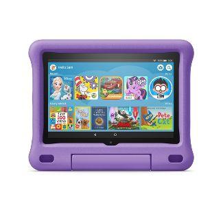 "Amazon Fire HD 8 Kids Edition Tablet 8"" - 32GB - Purple"