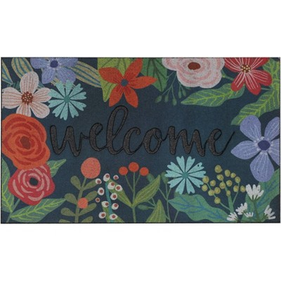 """1'6""""x2'6"""" Doorscapes Mat Spring Sunset Welcome - Mohawk"""
