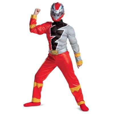 Kids' Power Rangers Dino Fury Muscle Halloween Costume