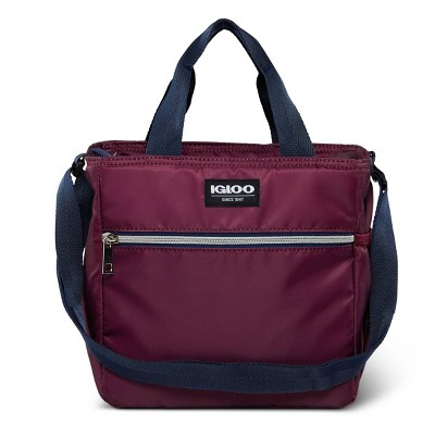 Igloo Sport Luxe Mini City Lunch Bag - Wine