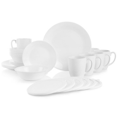 Corelle 30pc Vitrelle Dinnerware Set