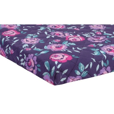 Trend Lab Playard Sheet - Floral