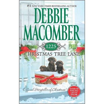 1225 Christmas Tree Lane (Paperback) by Debbie Macomber