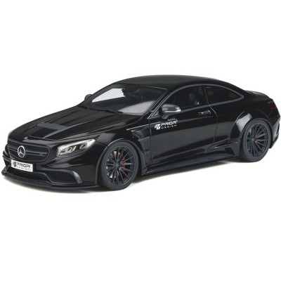 Mercedes Benz PRIOR Design PD75SC Obsidian Black Limited Edition to 999 pieces Worldwide 1/18 Model Car by GT Spirit