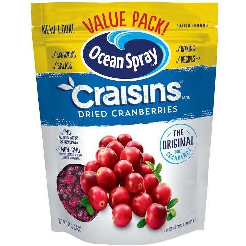 Ocean Spray® Dried Cranberries Value Pack - 24oz - image 1 of 1