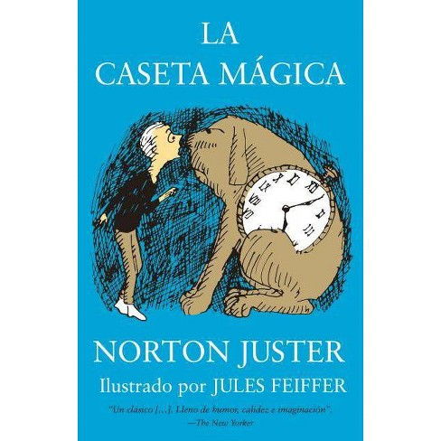 La Caseta Mágica / The Phantom Tollbooth - by  Norton Juster (Paperback) - image 1 of 1