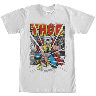 Men's Marvel Mighty Thor Blast T-Shirt