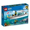 LEGO City Great Vehicles Diving Yacht Ship Building Toy and Diving Minifigures 60221 - image 4 of 4