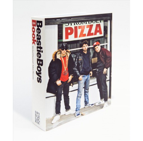 Beastie Boys Book -  by Michael Diamond & Adam Horovitz (Hardcover) - image 1 of 1
