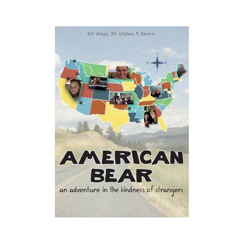 American Bear Dvd 2015