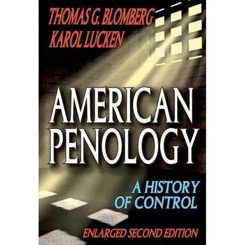 American Penology - 2 Edition by  Thomas G Blomberg (Paperback) - image 1 of 1