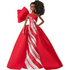 Barbie Signature 2019 Holiday Nikki Collector Doll