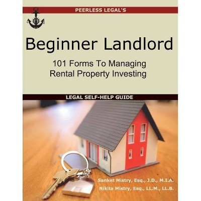 Beginner Landlord - by  Sanket Mistry & Nikita Mistry (Paperback)