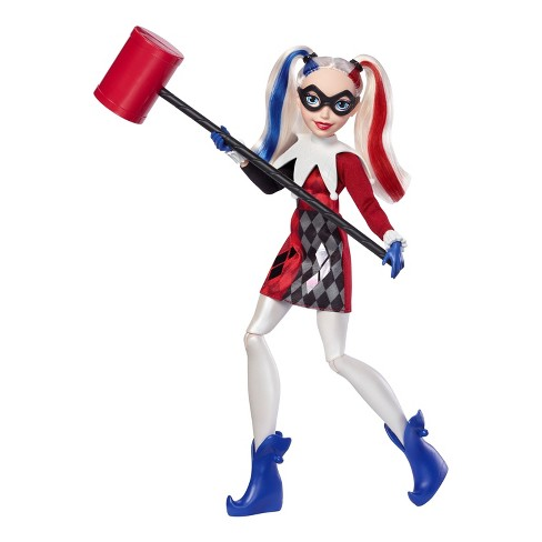dc super hero girls comic classics harley quinn doll target
