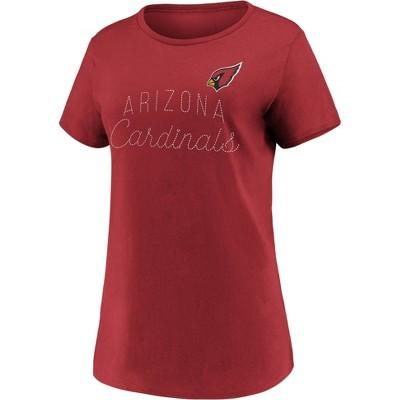 NFL Arizona Cardinals Women's Short Sleeve T-Shirt