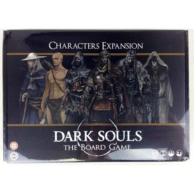 Characters Expansion Board Game