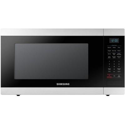 Samsung 1.9 Cubic Foot Countertop Microwave Oven, Black (Manufacturer Refurbished)