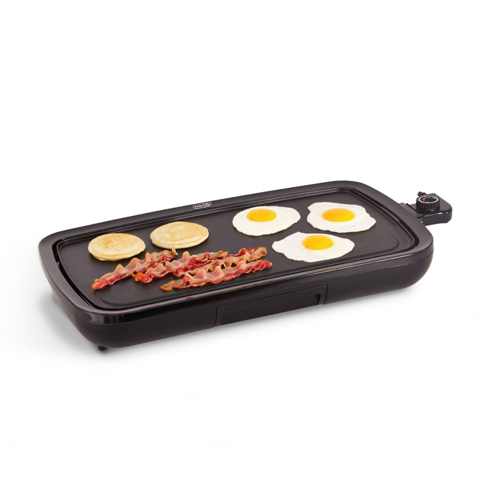 Image of Dash Everyday Electric Griddle - Black