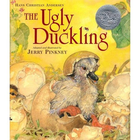 The Ugly Duckling - by  Hans Christian Andersen & Jerry Pinkney (Hardcover) - image 1 of 1
